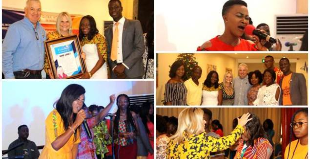 Efe Grace, MaaDwoa & Others Rock At GWIM Charity Musical Night