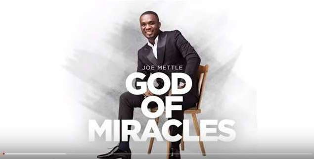 Joe Mettle - God of Miracles music video