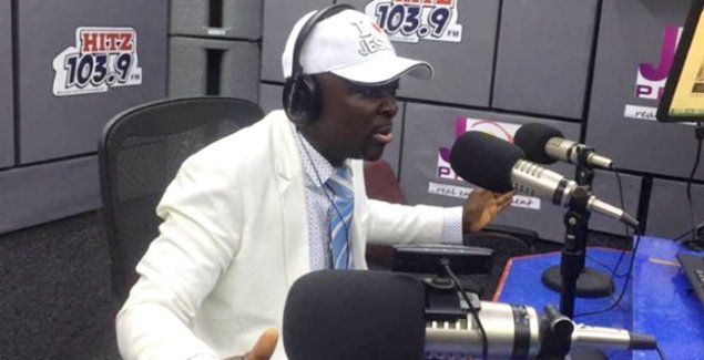 Evangelist Papa Shee Breathes Fire on Fake Prophets in Ghana