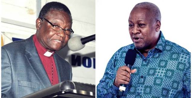 Mahama Must Apologise For boot for boot comment – Peace Council Chairman