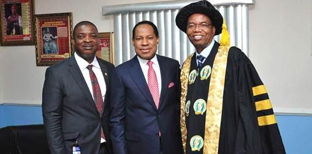 Pastor Chris Oyakhilome Donates Millions of Dollars to Nigerian University