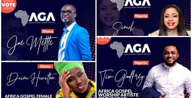 Africa Gospel Awards Festival (AGAFEST) Now Fixed For March 30