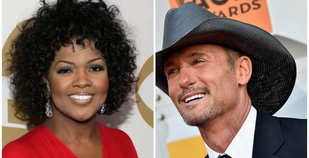 CeCe Winans, Tim McGraw to Perform at NFL Draft in Nashville