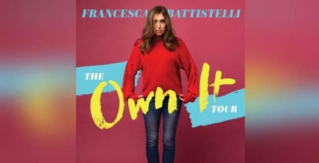 "Francesca Battistelli's Headlining ""The Own It Tour"""