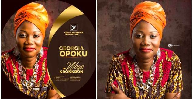 Georgia Opoku - Menwu (Official Music Video)