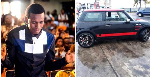 Good Samarithan Gifts Yaw Siki A Car To Support His Gospel Ministry