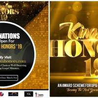 Nominations are open for the Kingdom Honors Award 2019 (Events)