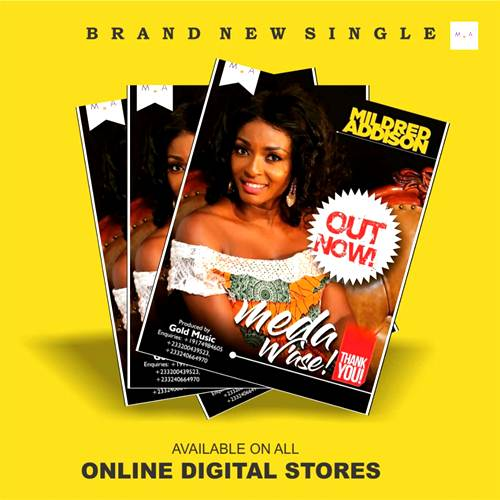 Gospel Artiste Mildred Addison Releases Maiden Single 'Meda Wase'