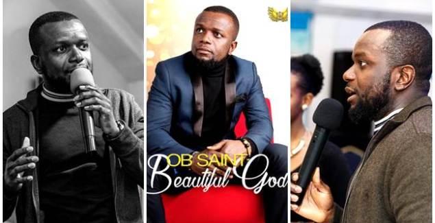 OB Saint UK-based Ghanaian Gospel Artiste 'OB Saint' Sets the Record Straight