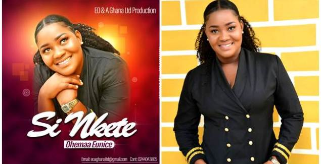 Gospel Sensation Ohemaa Eunice Raises Bar With 'Si Nkete' Album