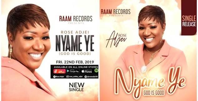 Rose Adjei - Nyame Ye [Worship] (Official Music Video)