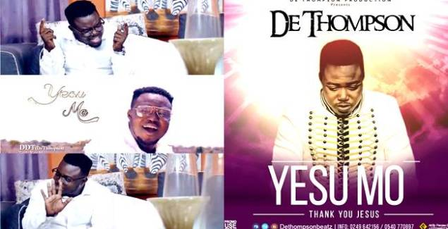De Thompson – Yesu Mo (Thank You Jesus) (Official Music Video)
