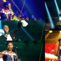 Diana Hamilton, Tim Godfrey Electrify Harvest Praise 2019 + Photos