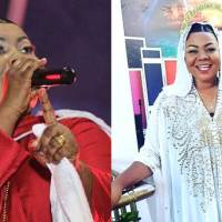 Empress Gifty Rocks Tema With Resurrection Effect Concert