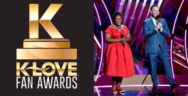 Mandisa & Matthew West To Return As Co-Hosts For K-LOVE Fan Awards