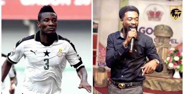 Asamoah Gyan's Mother Revealed Herself to Me - Eagle Prophet