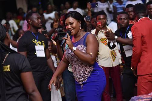 Ghanaian Gospel Act, Ohemaa Eunice Launches Si Nkete Album + Photos