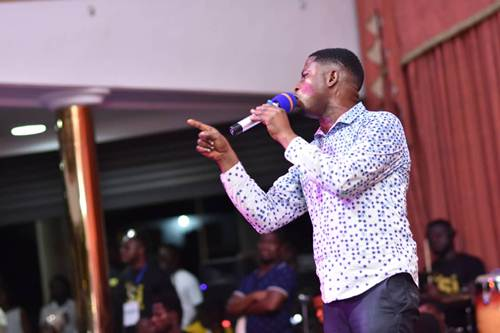 Joseph Mensah - Ghanaian Gospel Act, Ohemaa Eunice Launches Si Nkete Album + Photos