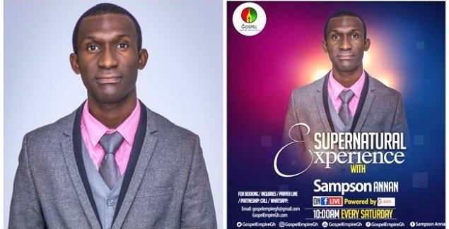 Sampson Annan - Supernatural Experience 4