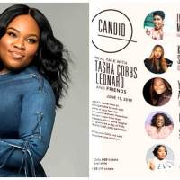 Tasha Cobbs Launches Empowering Series For Women Dubbed CANDID