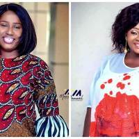 Vice President : Diana Hamilton Endorses Abena Ruthy As MUSIGA's 2nd Vice President