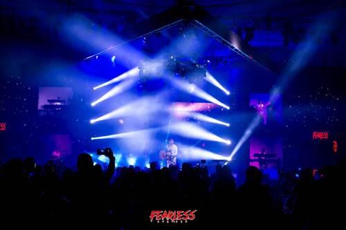 Tim Godfrey Fearless Concert 2019