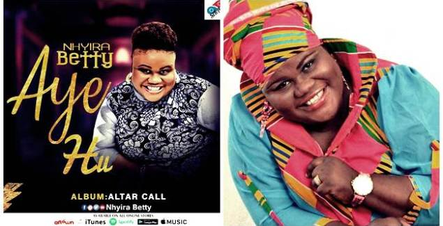 Nhyira Betty Releases Two Singles Ahead of Fourth Album 'Altar call'