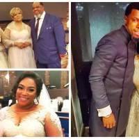 Gospel Artist Tasha Page Lockhart & Bishop T. Veron House Are Married