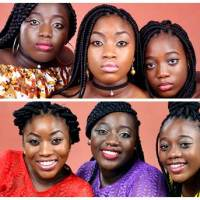 Meet the Trio of Sisters Doing Contemporary Gospel, Charis