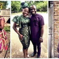 Diana Antwi Hamilton Showers Husband With Sweet Birthday Praise