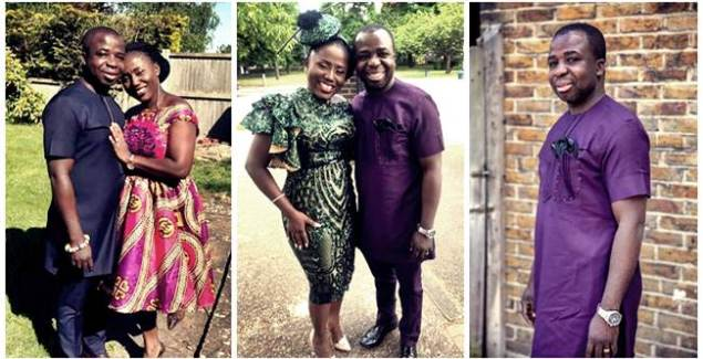 Diana Antwi Hamilton Showers Husband With Sweet Birthday Praise
