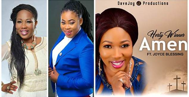 Herty Winner ft Joyce Blessing - Amen (Official Music Vidéo)