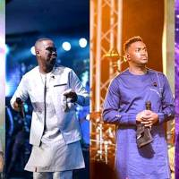 Joe Mettle set an Atmosphere of 'Wind of Revival'