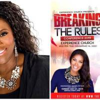 Juanita Bynum Skips Conference After Pastor Enters Hotel Room!