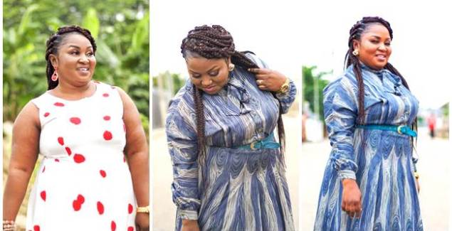 Ohemaa Mavis of Icons Records Releases Astounding Birthday Photos