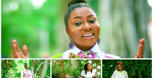 Salome Nketia - Medi Yie (I Shall Prosper) (Official Music Video)