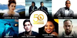 Provident Music Group Receives 52 GMA Dove Award Nominations