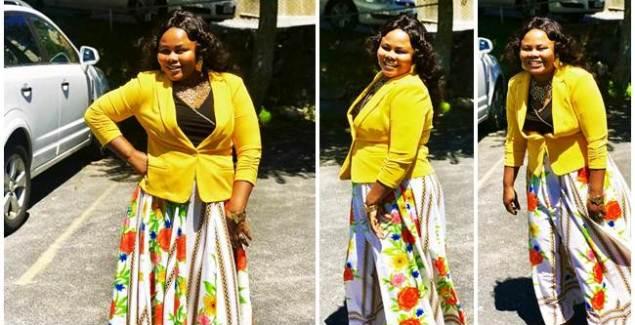 Flourishing Gospel Artiste Anita Afriyie Exhibits Her Unimaginable Apparel