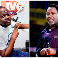 Nii Soul Becomes 1st GH Gospel Icon To Perform At TB Joshua's SCOAN