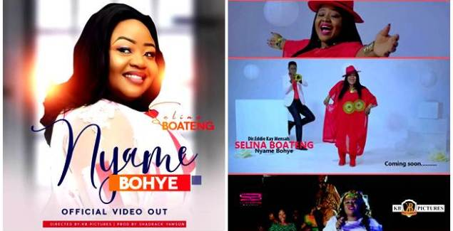 Selina Boateng - Nyame Bohye