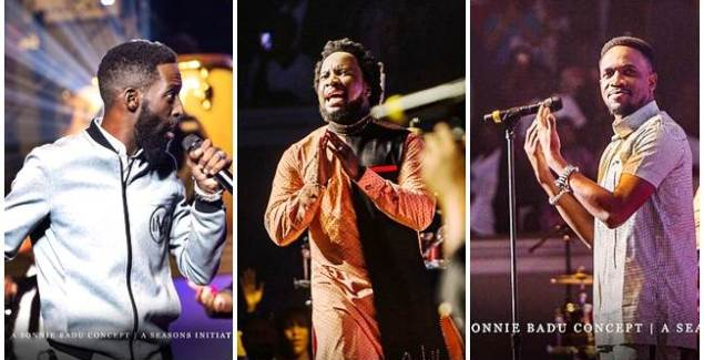 Sonnie Badu & Global Gospel Icons Electrifies Invasion Concert + Photos