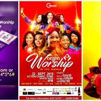 Women in Worship - The Trinity Experience