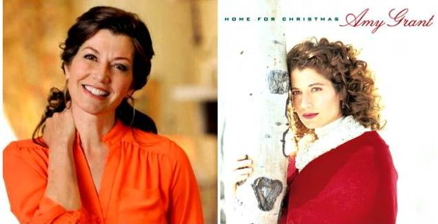 Amy Grant to Release Christmas Projects on Vinyl for First Time Ever