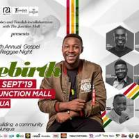 The Rebirth: Nat Abbey Readies For 5th Gospel Reggae Night On Sept 23