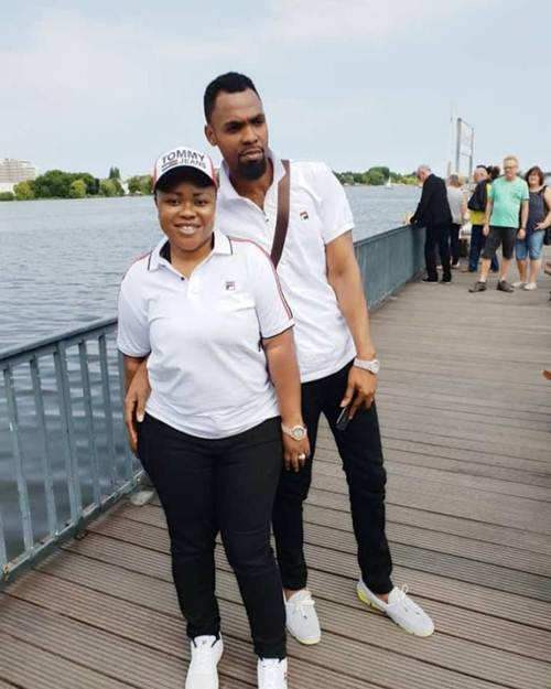 Rev Obofour, Wife Ciara Celebrate 9 Year Wedding Anniversary + Photos