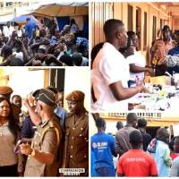 Royalhouse Chapel International Supports Tamale Central Prison