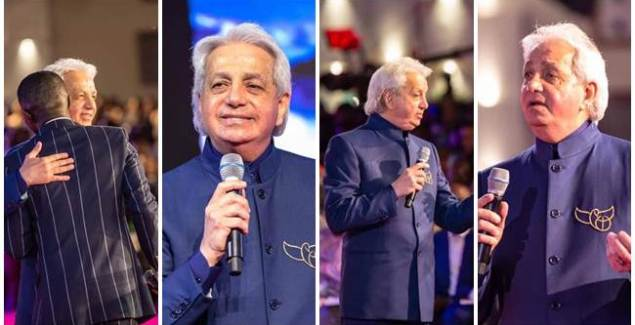 I believe in Prosperity With All My Being – Benny Hinn Clarifies