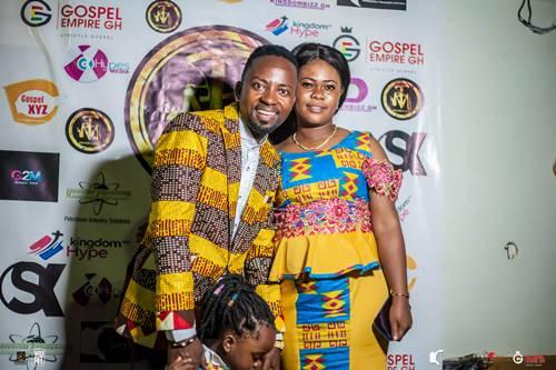 "Freddie Frimpong ""Wadi Afe"" Album Launch a Roaring Success"