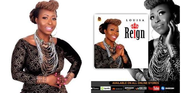 Louisa Annan - Jehovah Reign