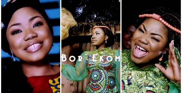 Mercy Chinwo – Bor Ekom (Official Music Video)